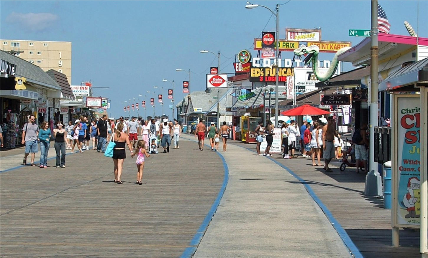 Wildwood Oceanfront Vacation Rentals