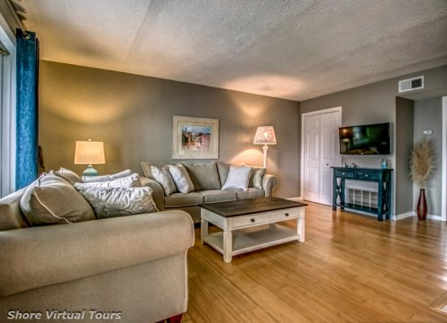 Only a few Prime Weeks left in 2021! - 2BR at the Beach & Boardwalk!